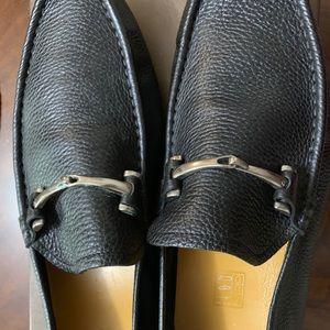 Gucci Loafers Black Men's Dress Shoe Size 11